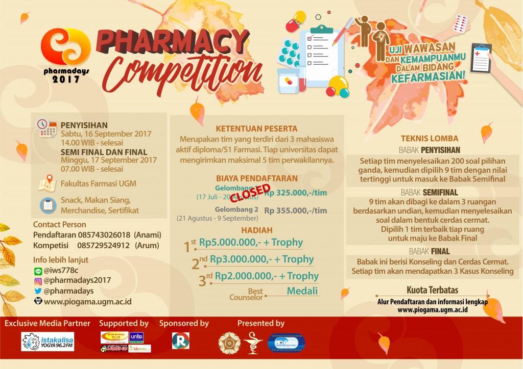 Poster Kompetisi 2017