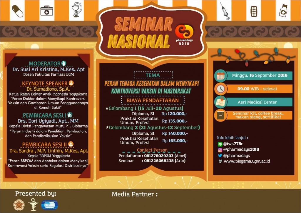 seminar poster pdays2018