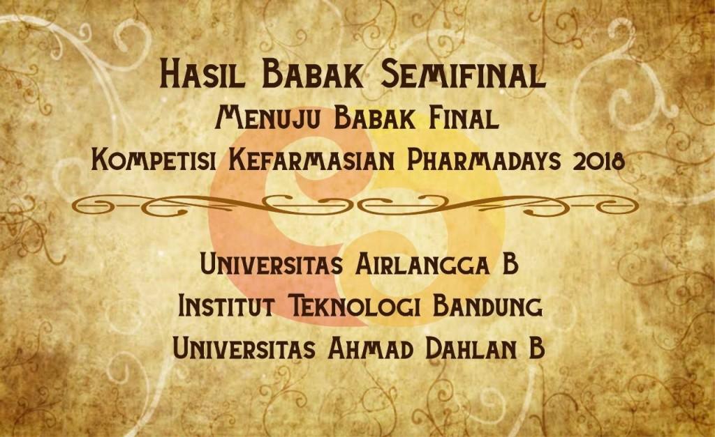 semifinal